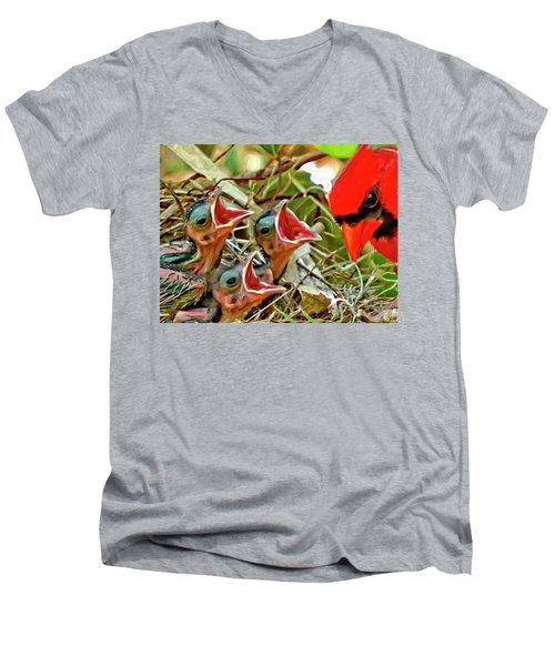Dad Men's V-Neck T-Shirt