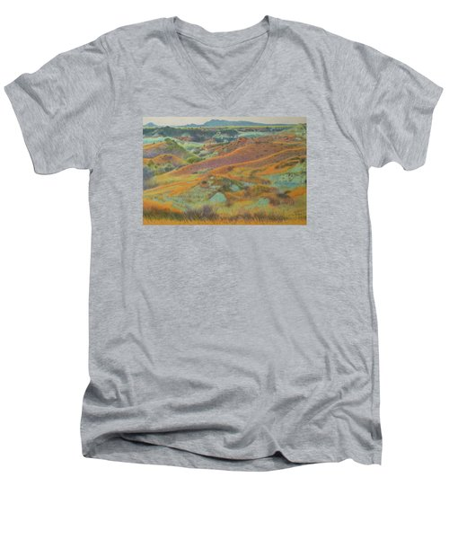 Dakota October Men's V-Neck T-Shirt