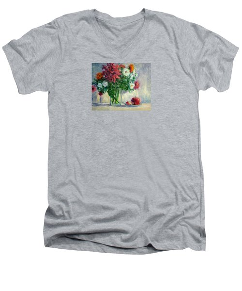 Dalias Men's V-Neck T-Shirt