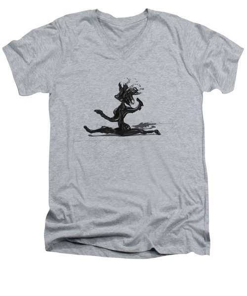 Dancer Men's V-Neck T-Shirt
