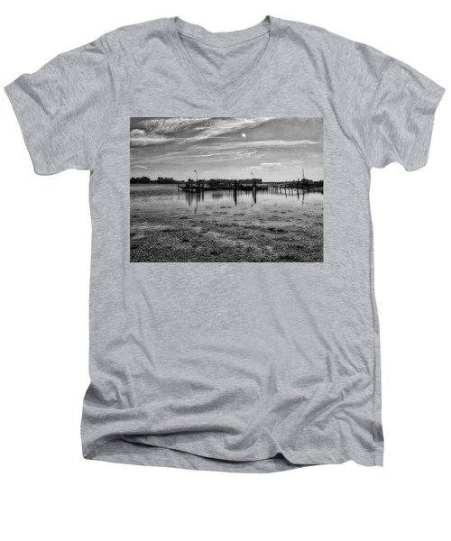 Danish Waters Men's V-Neck T-Shirt