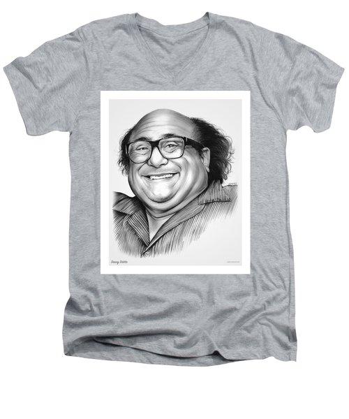Danny Devito Men's V-Neck T-Shirt