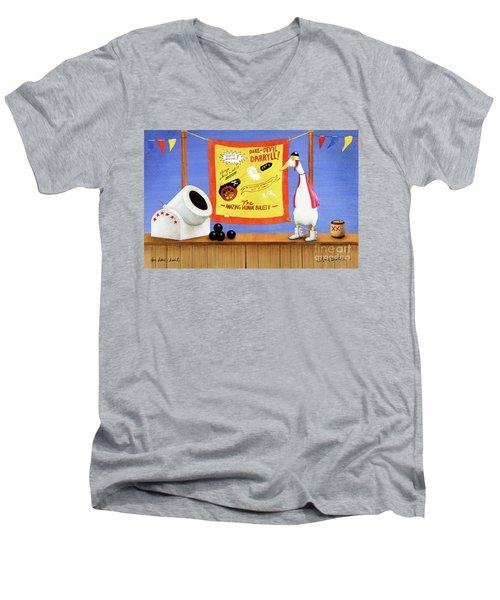 Dare-devil, The Men's V-Neck T-Shirt