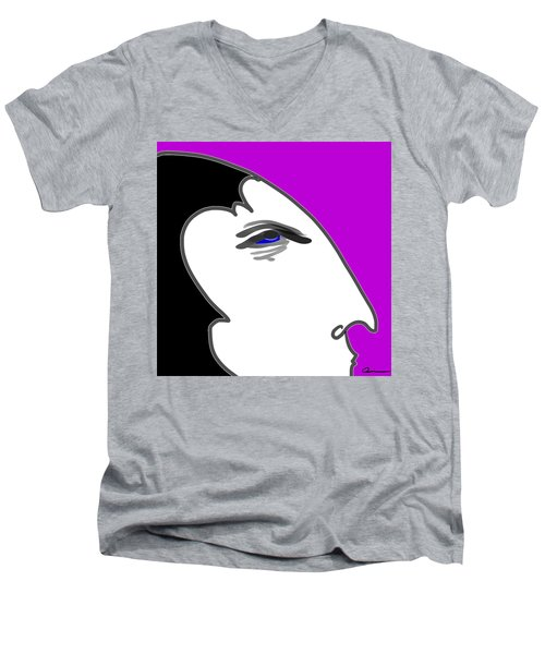 Dark Prince Men's V-Neck T-Shirt