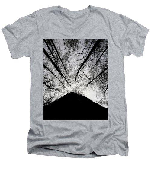 Dark Shadows Men's V-Neck T-Shirt