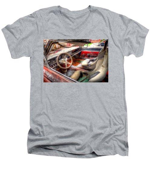 Dashboard Men's V-Neck T-Shirt