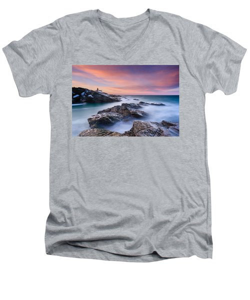 Dawn Glory Men's V-Neck T-Shirt