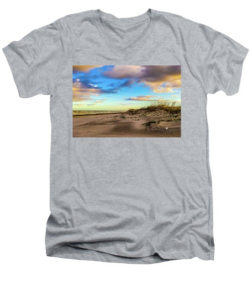 Dawn Is A Feeling Men's V-Neck T-Shirt