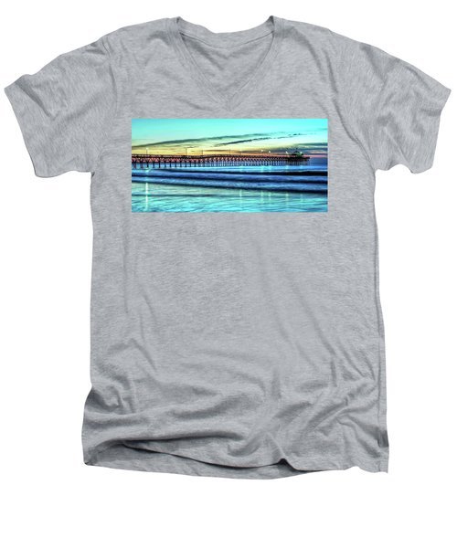 Dawn Light Men's V-Neck T-Shirt