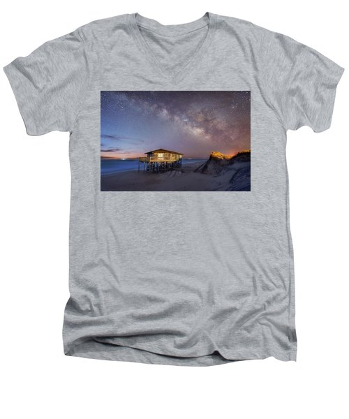 Dawn Patrol Men's V-Neck T-Shirt