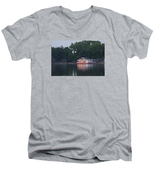 Dawn-st. Joseph River Men's V-Neck T-Shirt