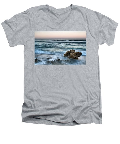 Dawn's Elegance Men's V-Neck T-Shirt