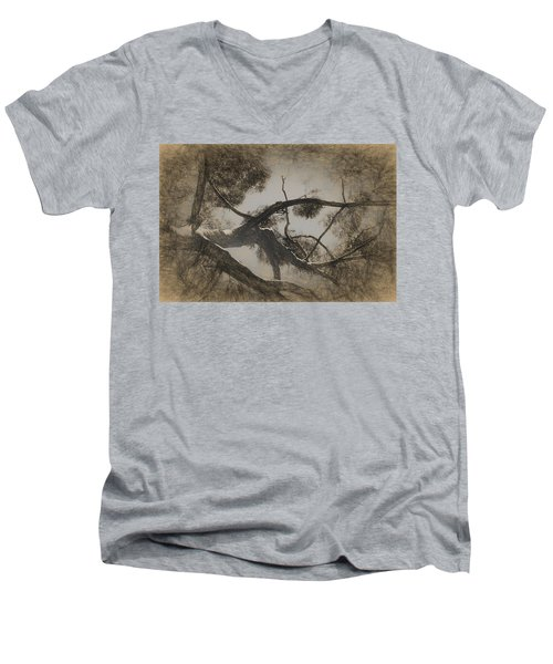 Day Dreaming Men's V-Neck T-Shirt