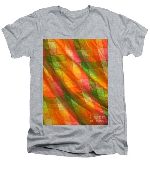 Men's V-Neck T-Shirt featuring the photograph Day Dreaming by Marie Neder