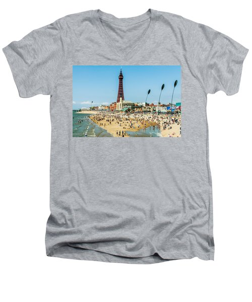 Day Trippers Men's V-Neck T-Shirt