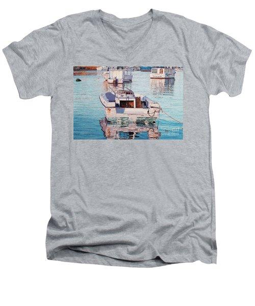 Day's End Men's V-Neck T-Shirt