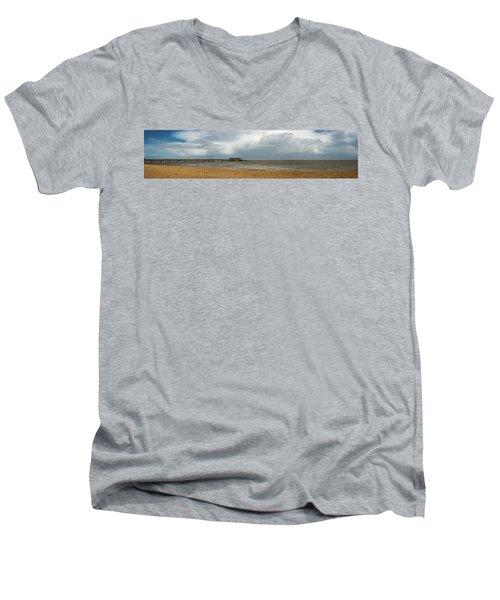 Deal Pier Men's V-Neck T-Shirt