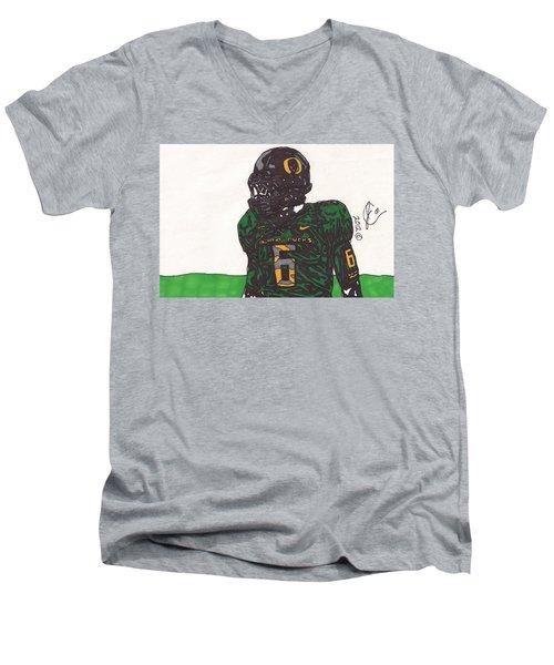 De'anthony Thomas 2 Men's V-Neck T-Shirt