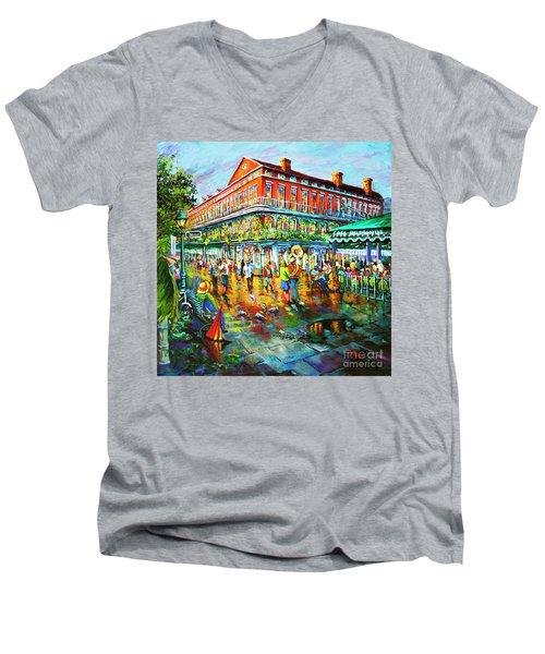 Decatur Evening Men's V-Neck T-Shirt
