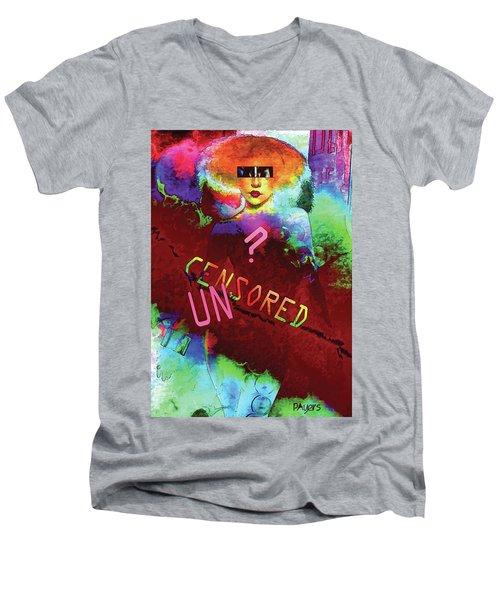 Decisions No. 2 Men's V-Neck T-Shirt