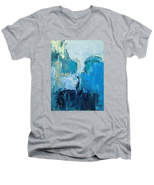 Deep Desires Of The Heart Men's V-Neck T-Shirt