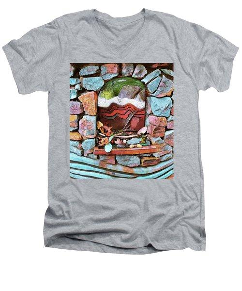Deer Creek Altar Men's V-Neck T-Shirt