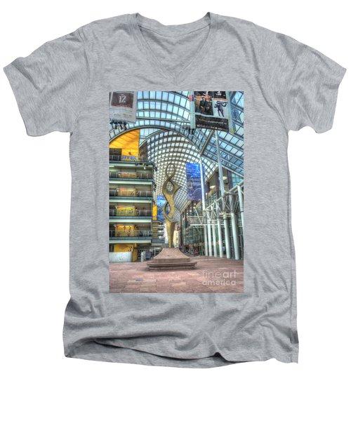 Denver Performing Arts Center Men's V-Neck T-Shirt