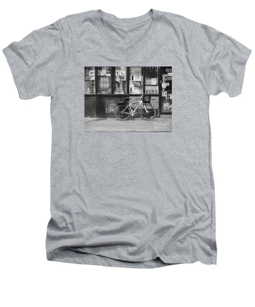Depanneur Bike Men's V-Neck T-Shirt