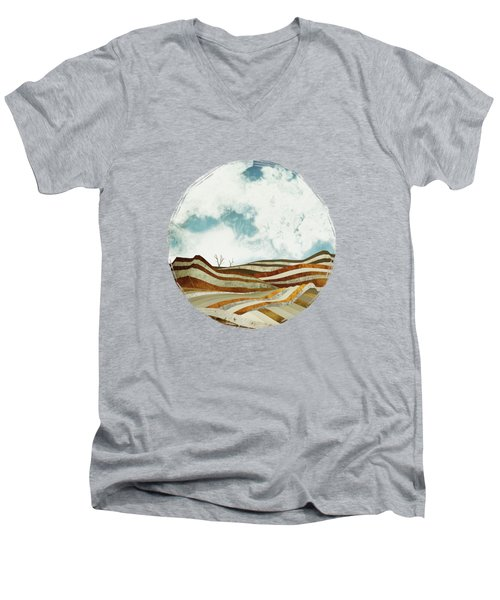 Desert Calm Men's V-Neck T-Shirt