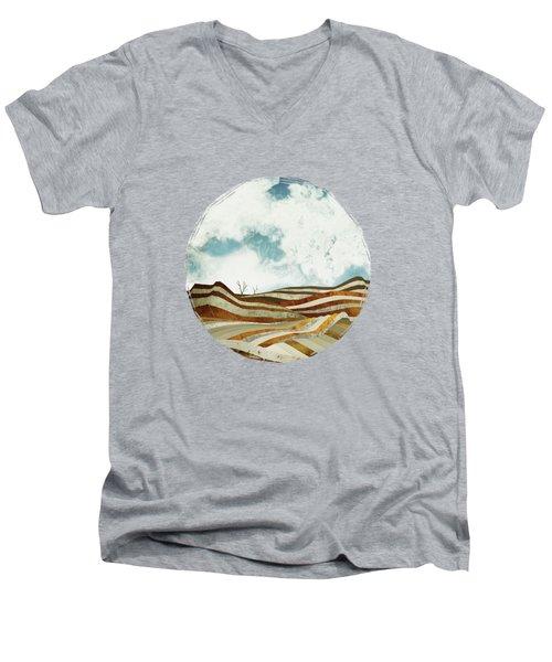 Desert Calm Men's V-Neck T-Shirt