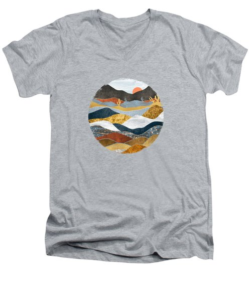 Desert Cold Men's V-Neck T-Shirt