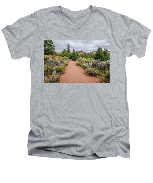 Desert Fresh Men's V-Neck T-Shirt