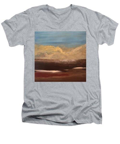 Desert Sands Men's V-Neck T-Shirt