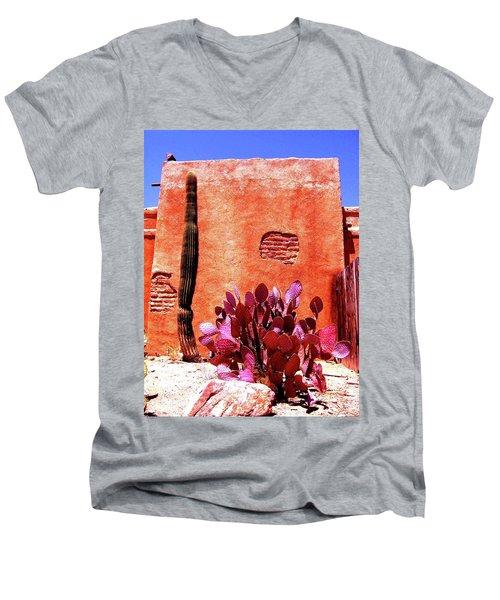Desert Solace Men's V-Neck T-Shirt