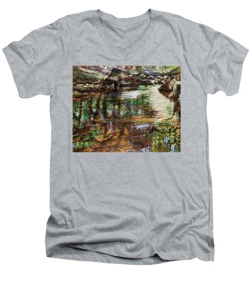 Design - Designer Men's V-Neck T-Shirt