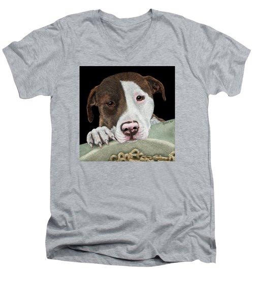 Desire Men's V-Neck T-Shirt