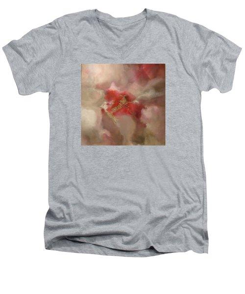 Desire Men's V-Neck T-Shirt by Tamara Bettencourt