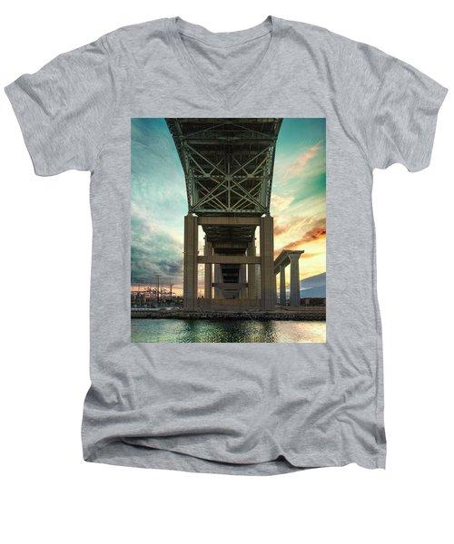 Desmond Men's V-Neck T-Shirt