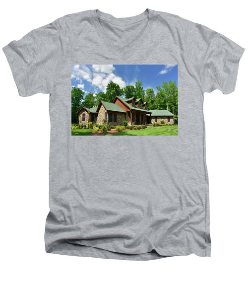 Devers Residence - King George, Va Men's V-Neck T-Shirt