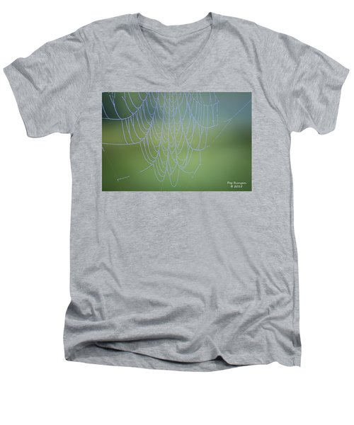 Dew Catcher Men's V-Neck T-Shirt