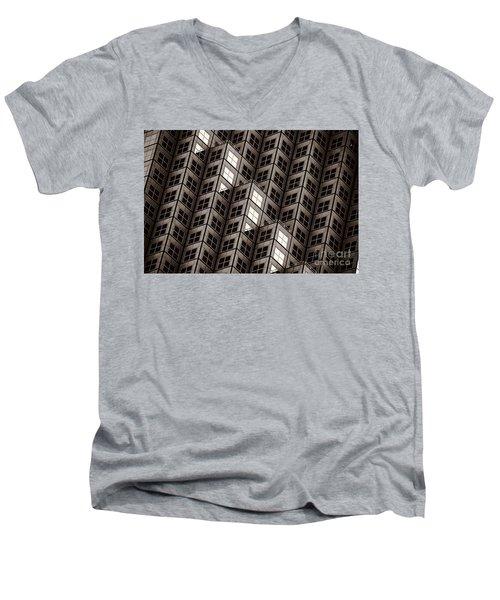 Dices Noir Men's V-Neck T-Shirt