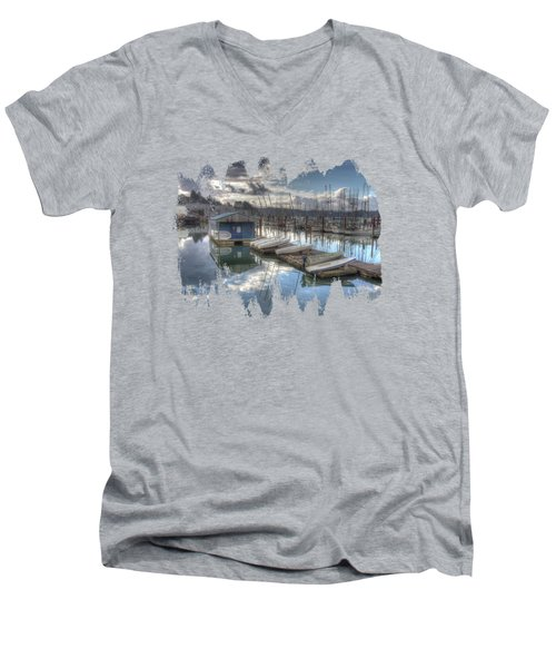 Dinghies For Rent Men's V-Neck T-Shirt