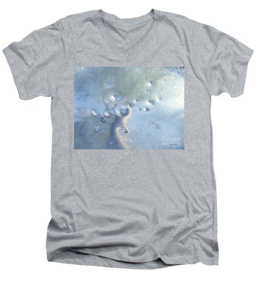Dings In The Slide Men's V-Neck T-Shirt