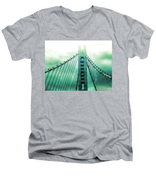 Disappearing Men's V-Neck T-Shirt