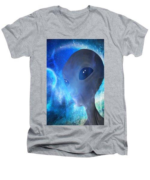 Disclosure Men's V-Neck T-Shirt