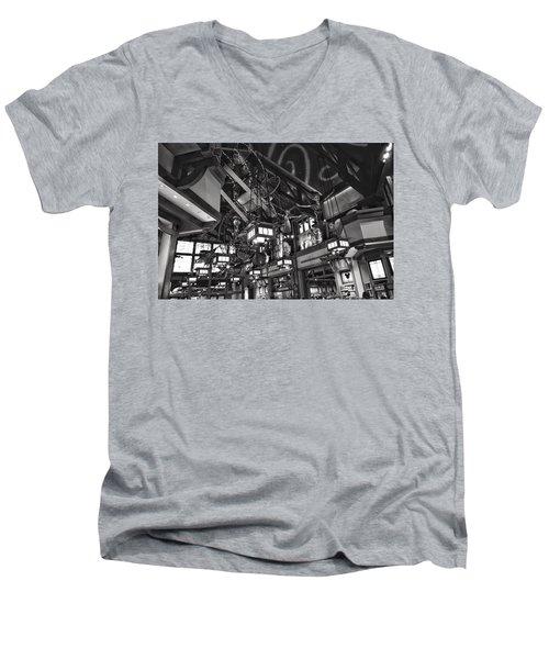 Disney Store  Men's V-Neck T-Shirt