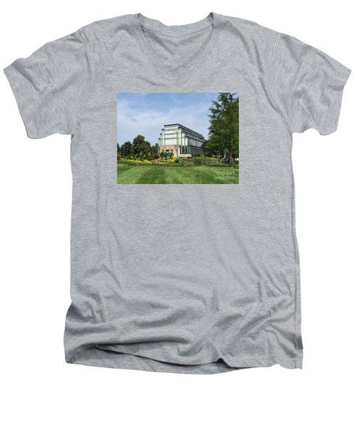 Distant Jewel Box Men's V-Neck T-Shirt