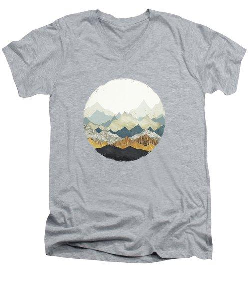 Distant Peaks Men's V-Neck T-Shirt