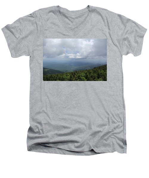 Distant Storm Men's V-Neck T-Shirt