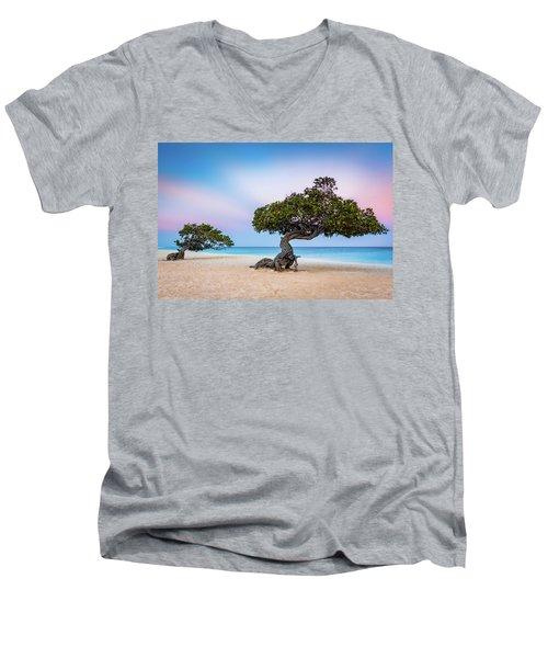 Divi-divi Divi-divi Men's V-Neck T-Shirt